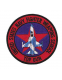 "Нашивка ""US NAVY Fighter Weapons School - Top Gun"" Patch"