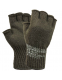 Перчатки шерстяные без пальцев Rothco Fingerless Wool Gloves Olive